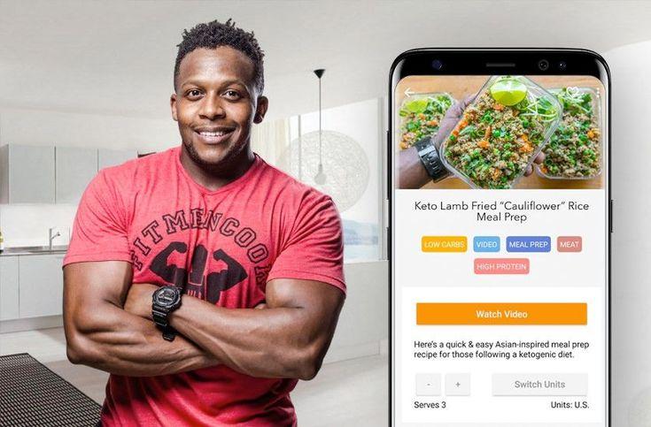 FitMenCook entrenamiento y buena nutricion