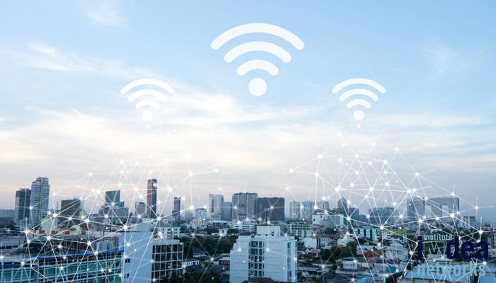 Conexión de red internacional