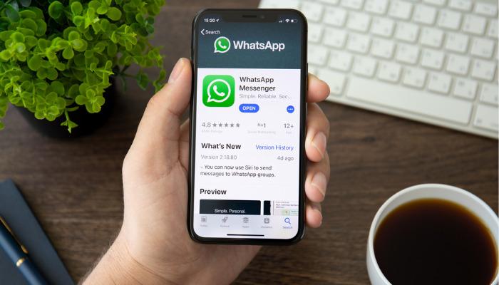 Ve estados de WhatsApp sin ser descubierto