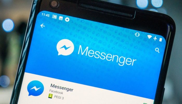 Recupera tus mensajes de Messenger