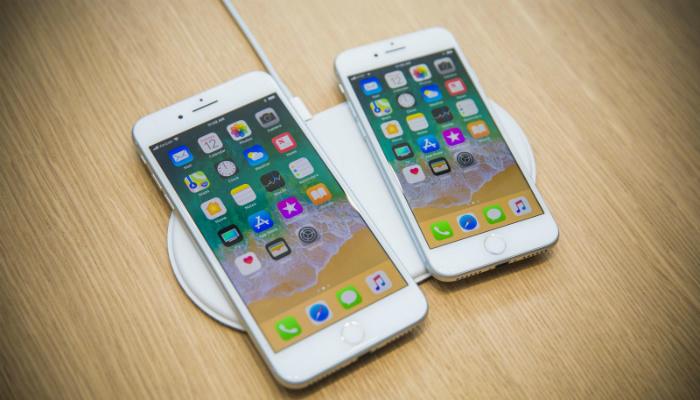 ¿Cómo reiniciar un iPhone 8?