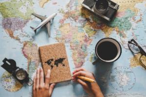 Las mejores apps para organizar viajes