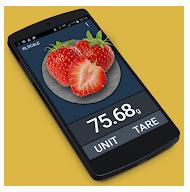 Aplicacion báscula precisión android