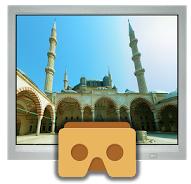 aplicaciones para lentes de RV