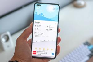 Top 5 de las mejores apps del tiempo más fiables