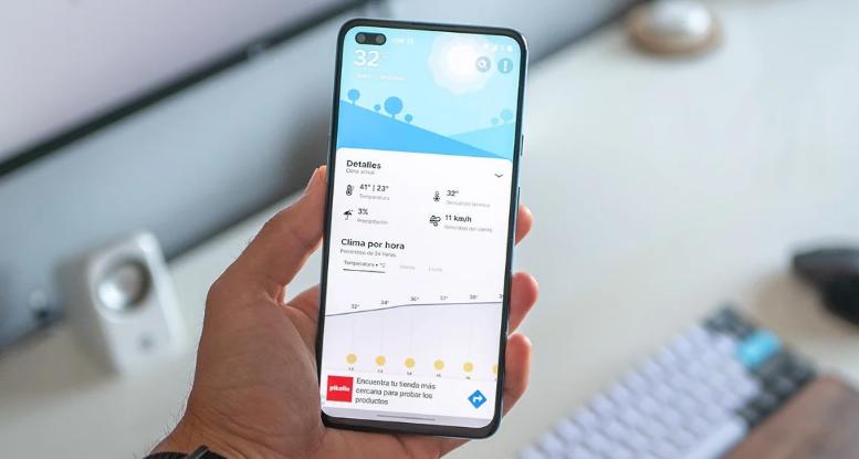 mejores apps del tiempo más fiables